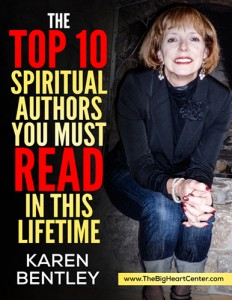 The Top Ten Spiritual Authors You MUST Read In This Lifetime